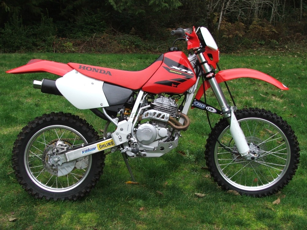 1999 xr 250r pictures to pin on pinterest